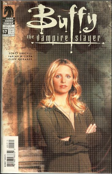 Buffy the Vampire Slayer 57-B by Dark Horse
