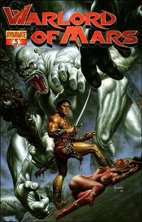 Warlord of Mars 3-B