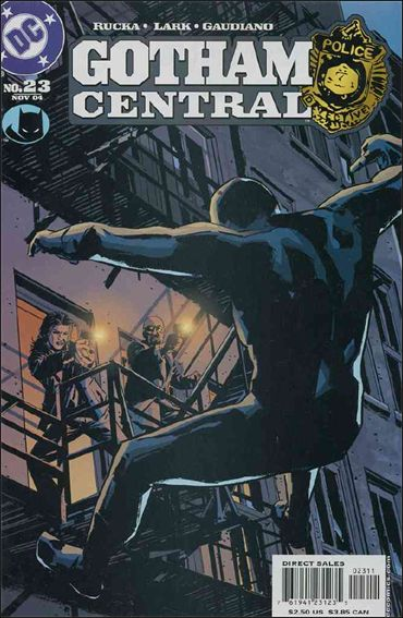 Gotham Central 23-A by DC