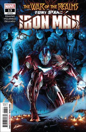 Tony Stark: Iron Man 13-A