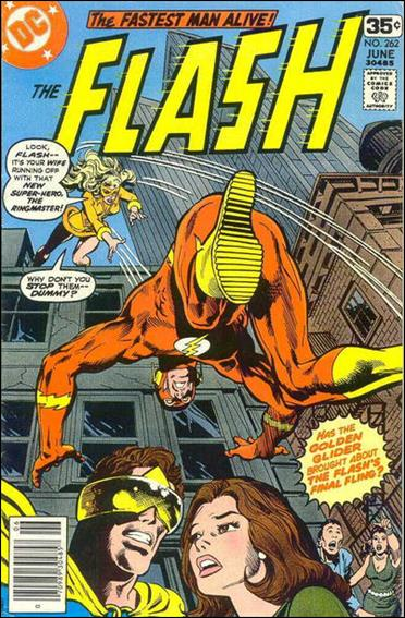 Flash (1959) 262-A by DC