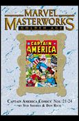 Marvel Masterworks: Golden Age Captain America 6-B
