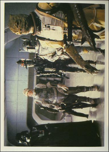 Empire Strikes Back Photo Cards (Base Set) 11-A by Topps