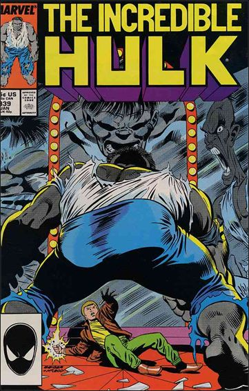 Incredible Hulk (1968) 339-A by Marvel