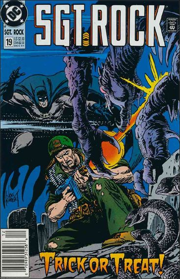 Sgt. Rock (1991) 19-A by DC