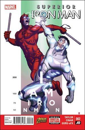 Superior Iron Man 2-A
