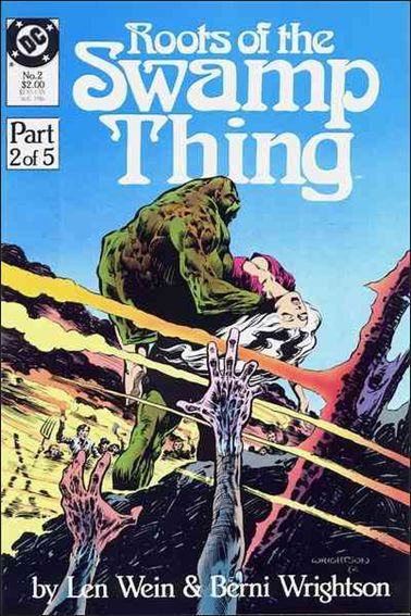 Roots of the Swamp Thing 2-A by DC
