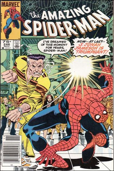 Amazing Spider-Man (1963) 246-B by Marvel