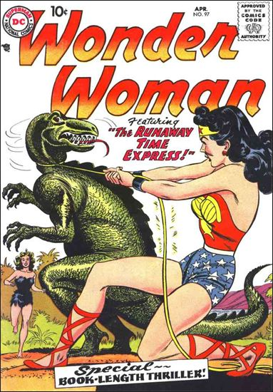 Wonder Woman (1942) 97-A by DC