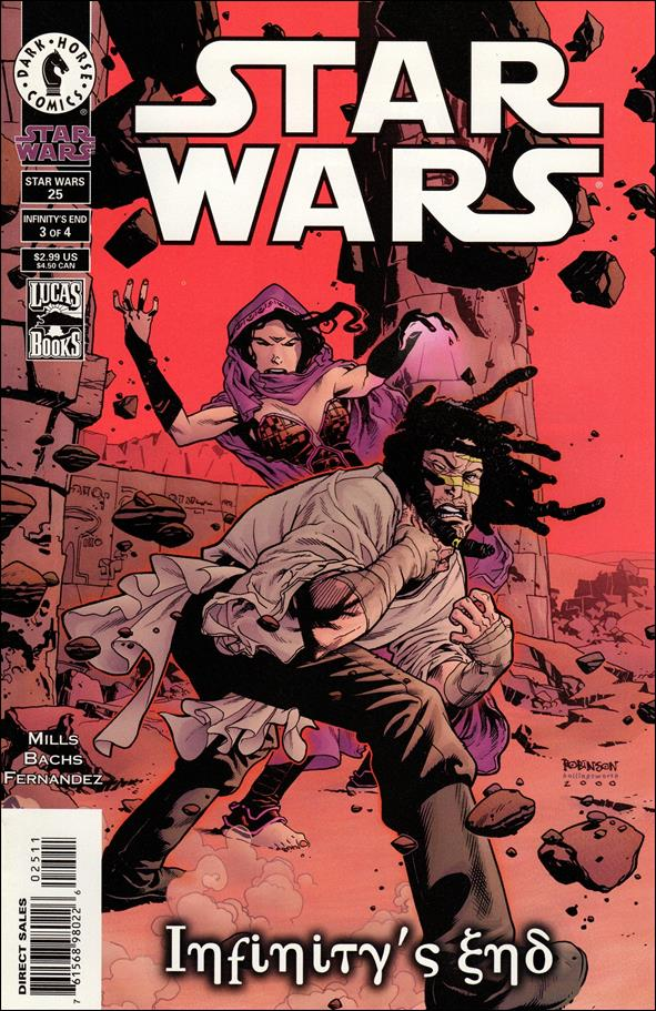 Star Wars/Star Wars Republic 25-A by Dark Horse