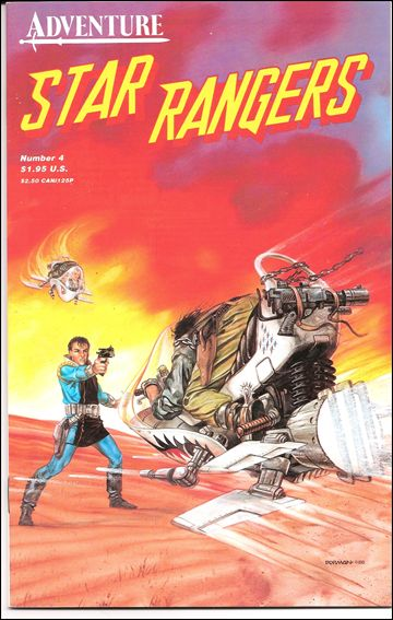 Star Rangers 4-A by Adventure