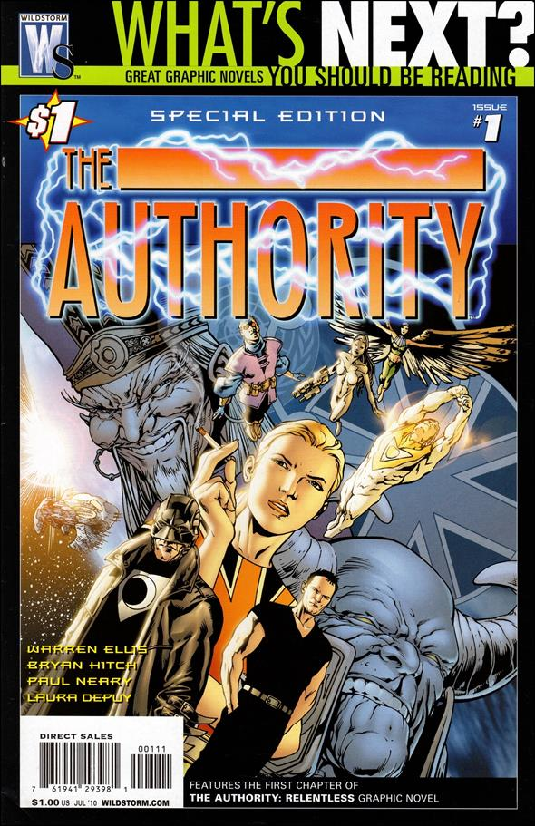 Authority (1999) 1-B by WildStorm