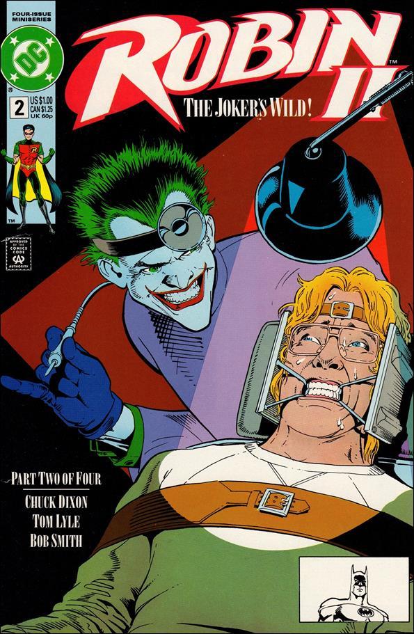 Robin II 2-A by DC