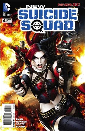 New Suicide Squad 4-A