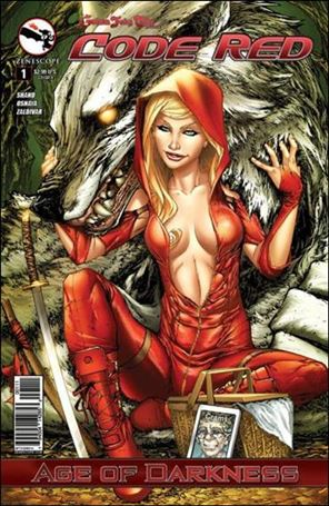 Grimm Fairy Tales Presents Code Red 1-A