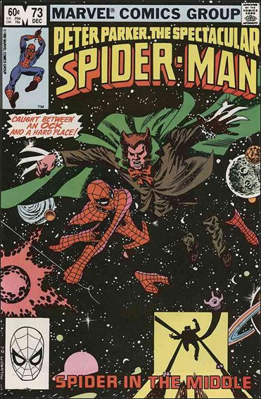 Spectacular Spider-Man (1976) 73-A by Marvel