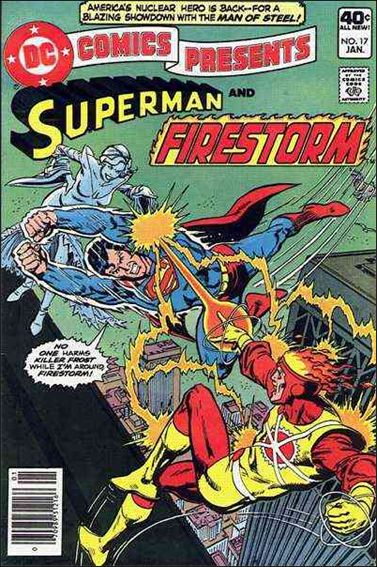 DC Comics Presents (1978) 17-A by DC