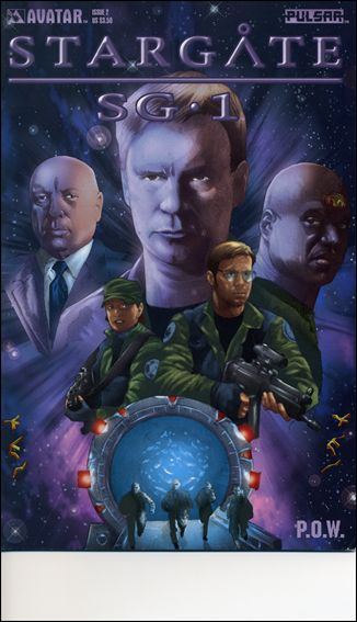 Stargate SG-1 POW 2-D by Avatar Press