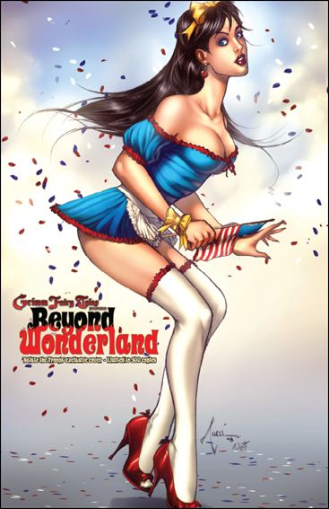 Beyond Wonderland 1 E, Jul 2008 Comic Book by Zenescope