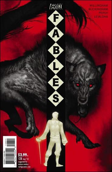 Fables 128-A by Vertigo