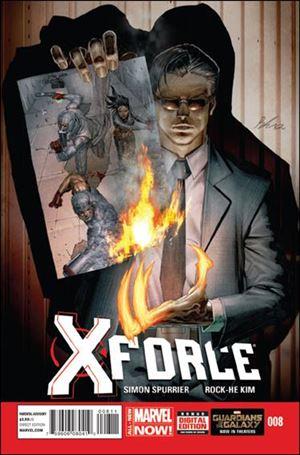 X-Force (2014) 8-A