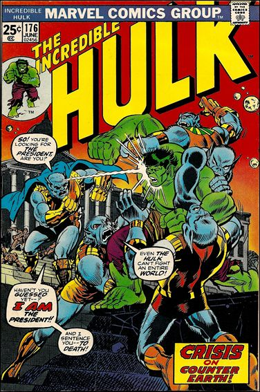 Incredible Hulk (1968) 176-A by Marvel