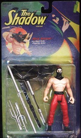Shadow (Movie) Action Figures Ninja Shadow