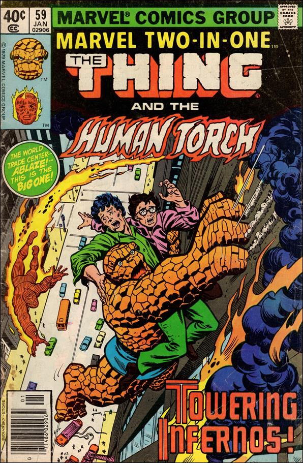 Marvel Two-In-One (1974) 59-A by Marvel