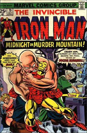 Iron Man (1968) 79-A by Marvel