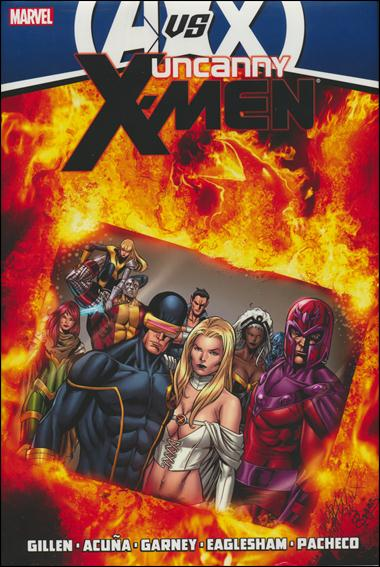 Uncanny X-Men by Kieron Gillen 4-A by Marvel