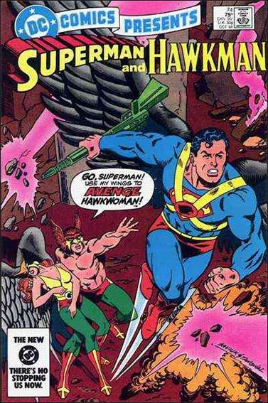 DC Comics Presents (1978) 74-A by DC