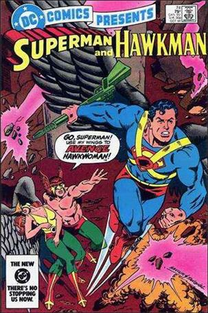 DC Comics Presents (1978) 74-A