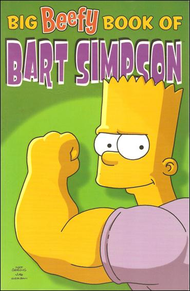Big Beefy Book of Bart Simpson 1-A by Bongo