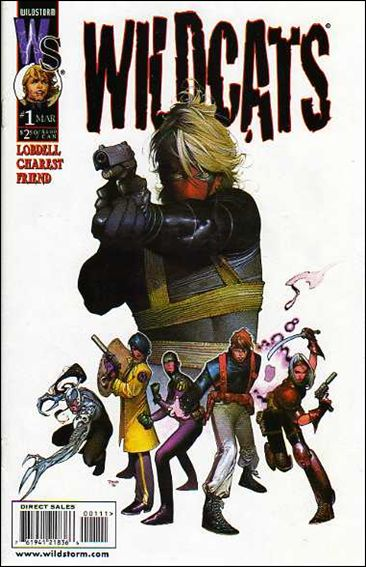Wildcats (1999) 1-A by WildStorm