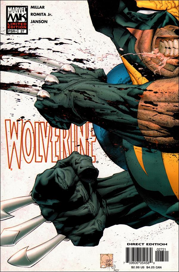 Wolverine (2003)  27-B by Marvel