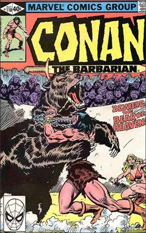 Conan the Barbarian (1970) 110-A