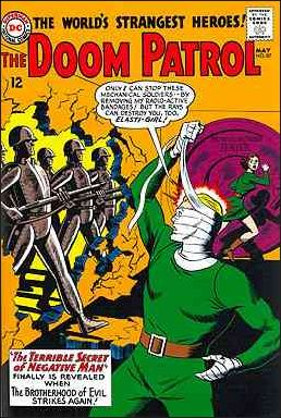 Doom Patrol (1964) 87-A by DC
