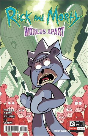 Rick and Morty: Worlds Apart 2-B