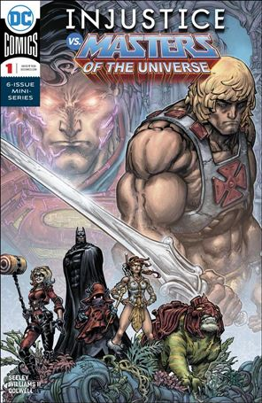 Injustice Vs Masters of the Universe 1-A