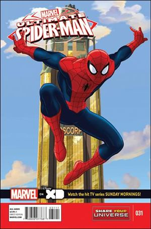 Ultimate Spider-Man (2012) 31-A