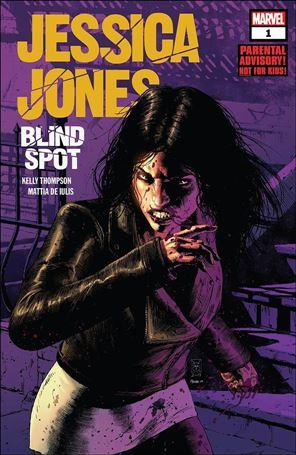 Jessica Jones: Blind Spot 1-A
