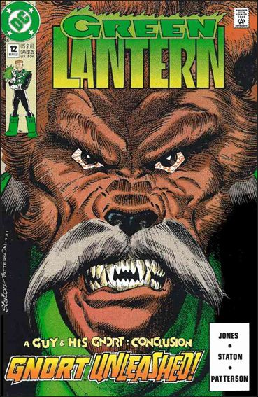 Green Lantern (1990) 12-A by DC