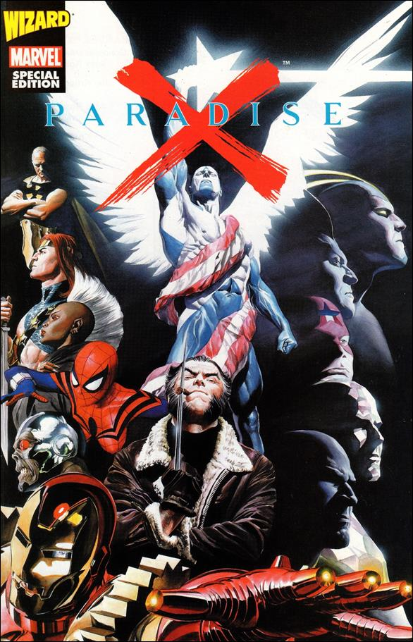 Paradise X: Special Edition 1-A by Marvel