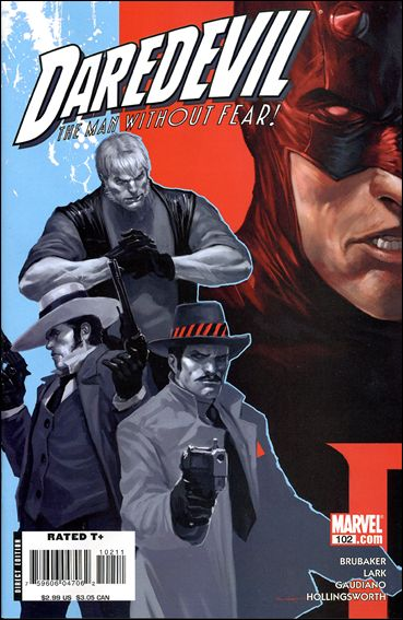 Daredevil (1998) 102-A by Marvel