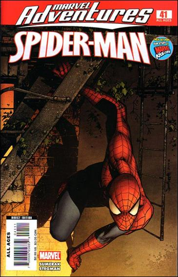 Marvel Adventures Spider-Man (2005) 41-A by Marvel