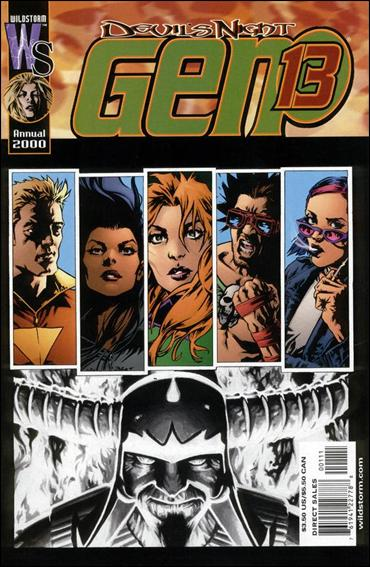 Gen13 Annual 2000-A by WildStorm