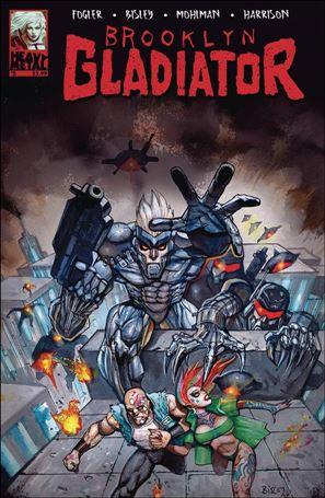 Brooklyn Gladiator 2-A