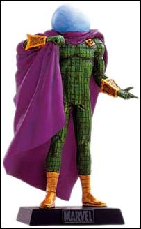 Classic Marvel Figurine Collection (UK) Mysterio by Eaglemoss Publications