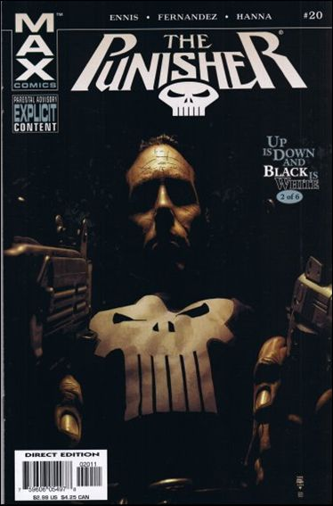 Punisher (2004) 20-A by Max