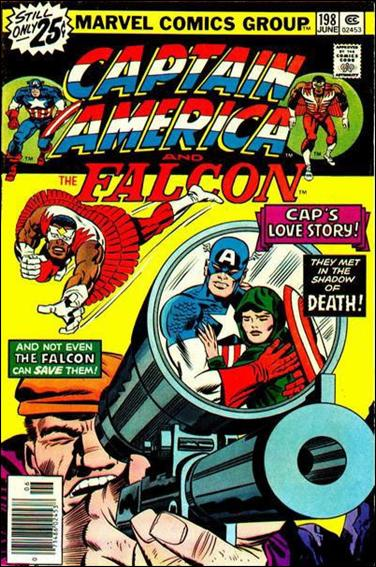 Captain America (1968) 198-A by Marvel
